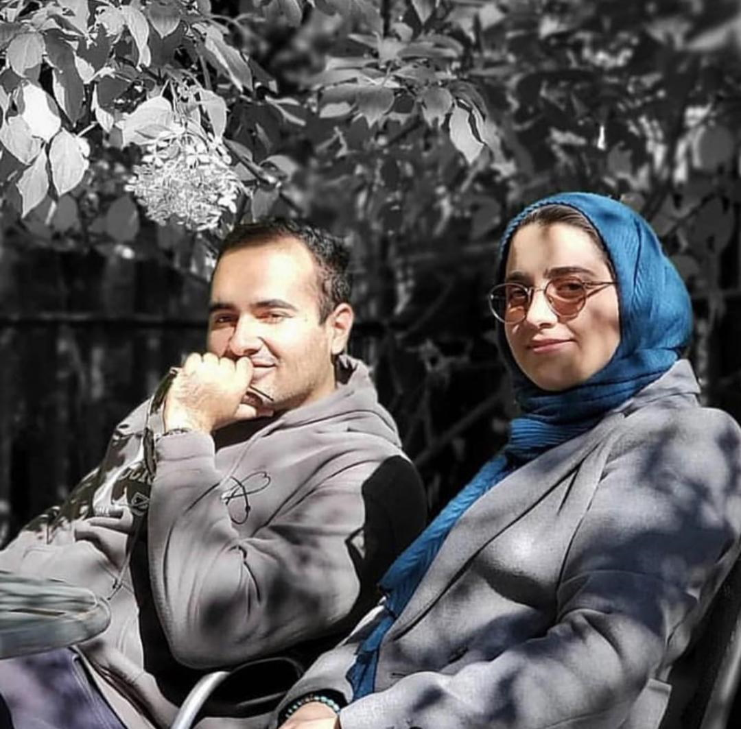 Mohammad and Zeynab Asadi Lari
